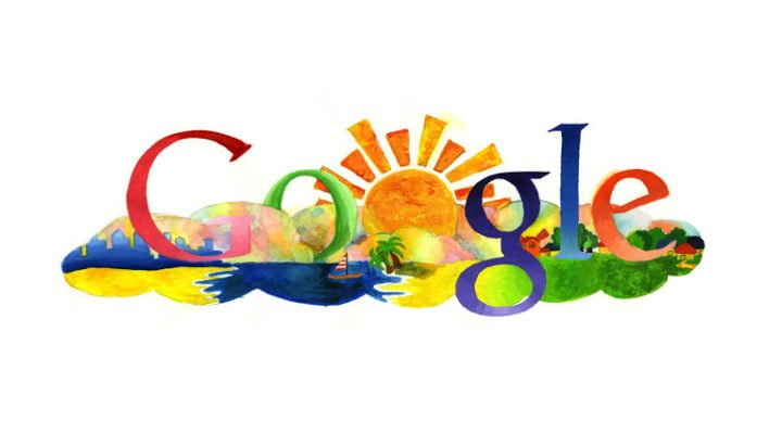 Google displays rich snippets for the homepage